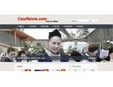 Nouveau look pour le site non officiel de Courfaivre